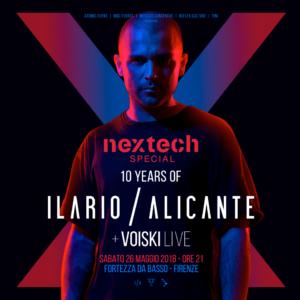 Nextech Ilario Alicante 10