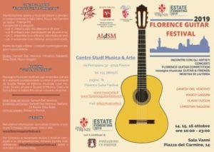 florence guitar festival