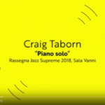 craig taborn piano solo firenze tv