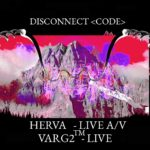 disconnect code cover herva