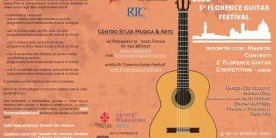 4 florence guitar festival