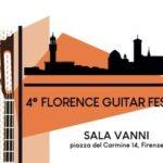 Banner-Florence guitar festival